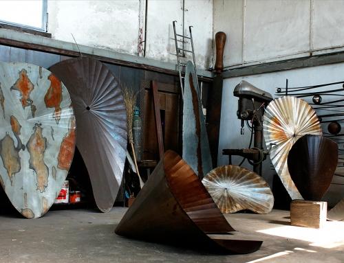 Atelier dell'artista